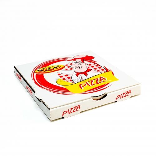 Pizza Box 12 Inch White