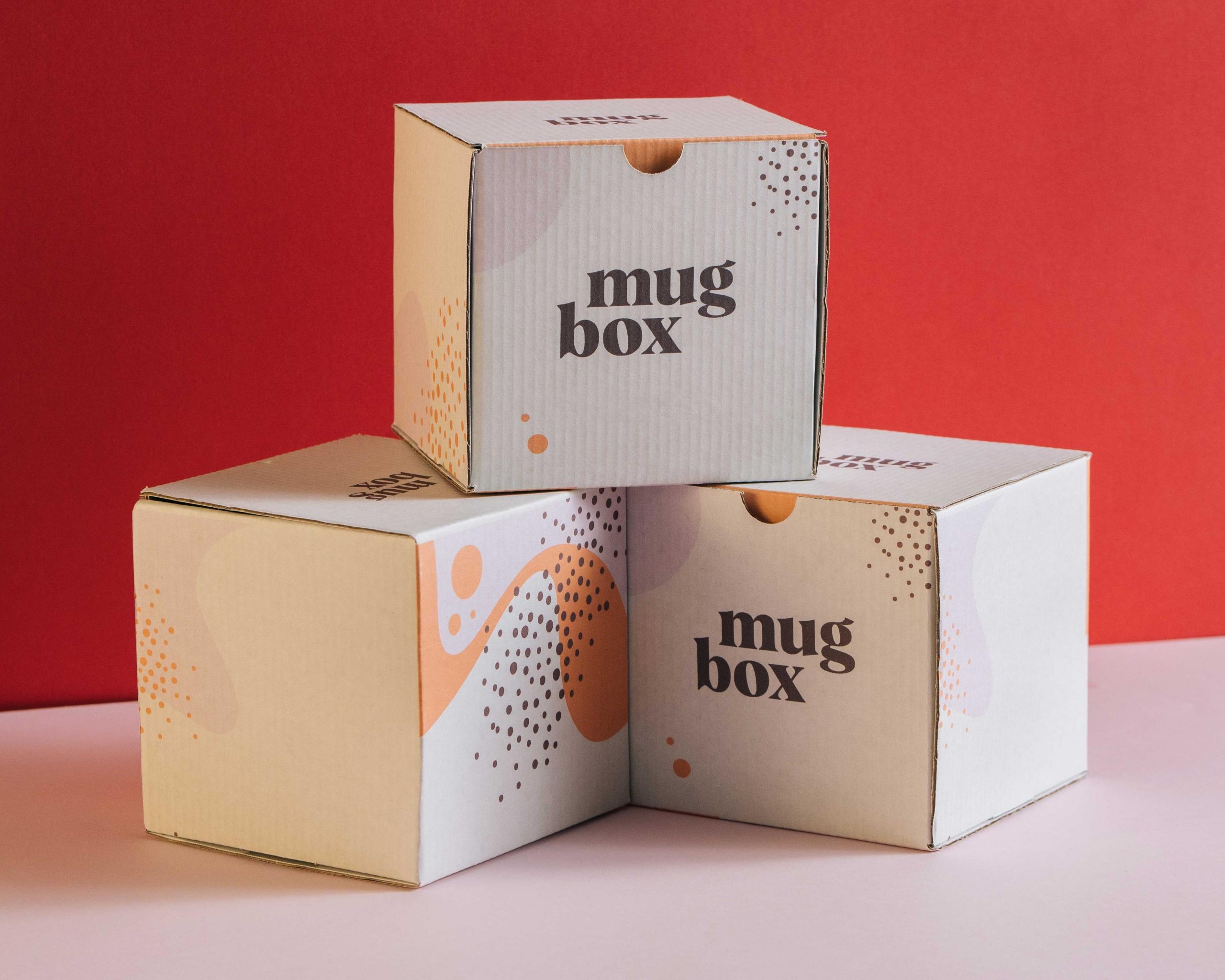 Digital Mug Box