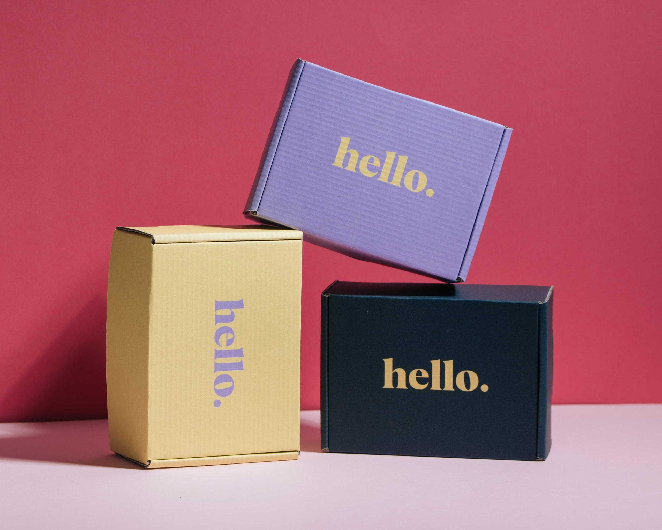 Digital Hello Box
